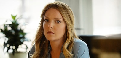 Katherine Heigl à l'affiche de Our House sur CBS